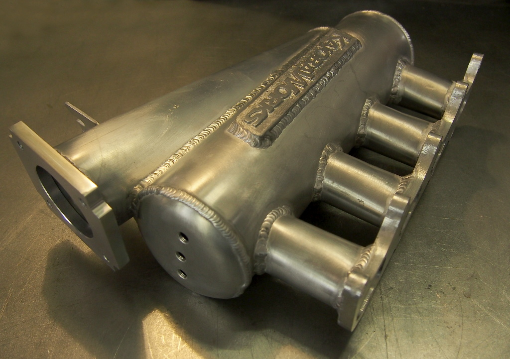 [Image: AEU86 AE86 - Kajoba Works 4A-GE 16V dual... manifolds]